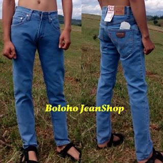 Distributor jeans murah Solo