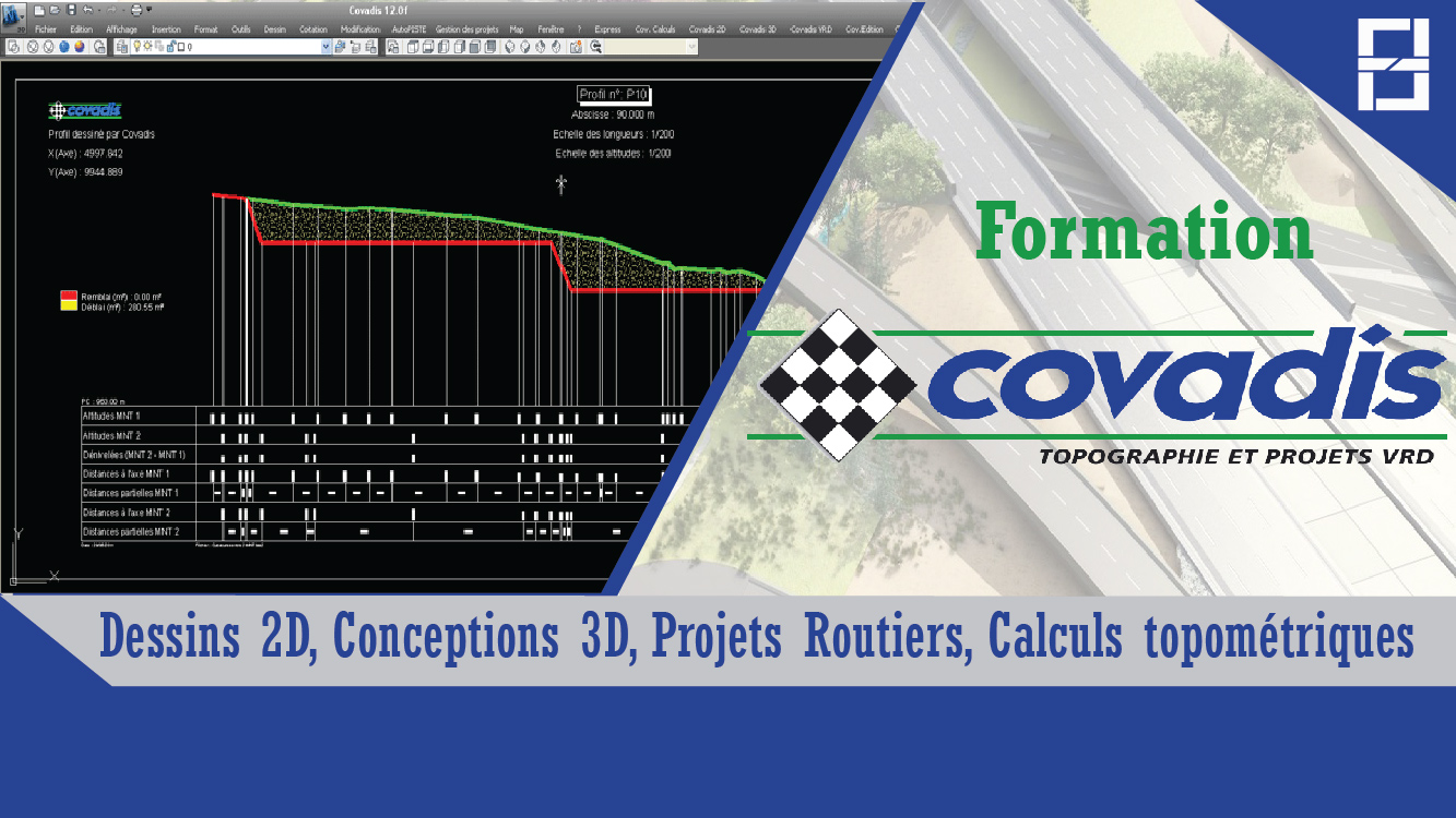 Formation pack Covadis