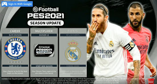Download DLS Mod Pes 2021 Edition Special Real Madrid V6.13 New Update Jersey & Transfer 2020/21