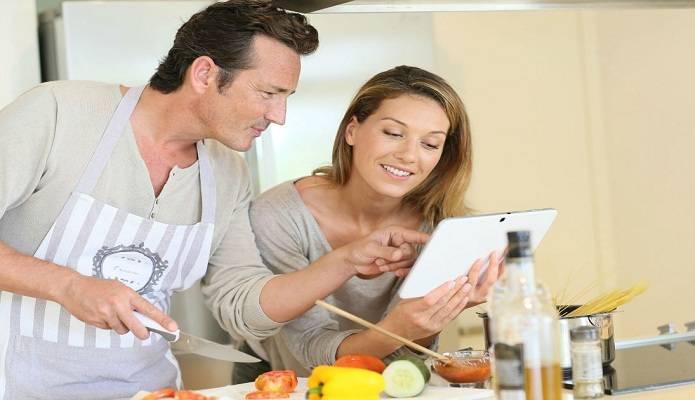 تحميل كتاب الطبخ للمتزوجين حديثا مجانا أسفله