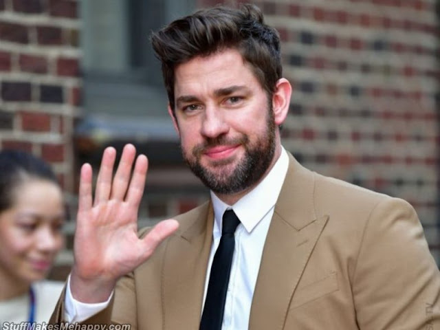 7. The sexiest of those who entertained us in quarantine - John Krasinski