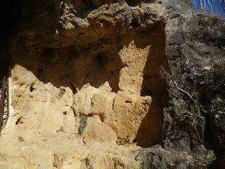 Exterior. Cueva de los siete altares