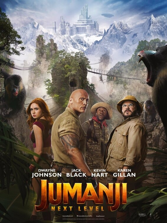 Review Filem Jumanji The Next Level
