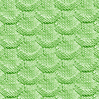 Knit Purl 32: Scales | Knitting Stitch Patterns.
