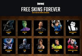 Fortfame. com || Fortfame.com free skins Fortnite
