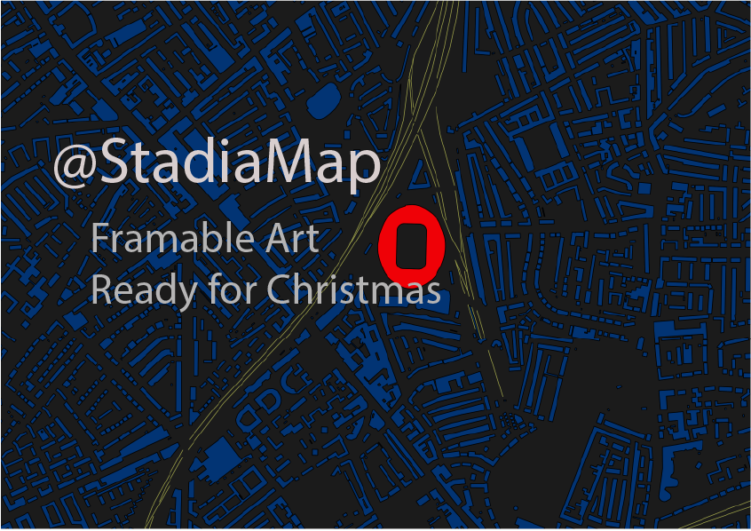StadiaMap - Making maps