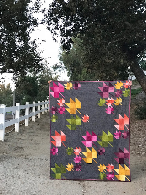 Fall Breeze quilt