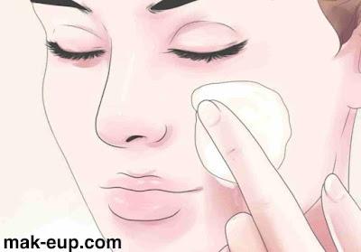 تبييض الوجه في رقت وجيز