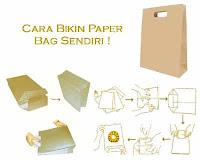 Cara Melipat Paper Bag