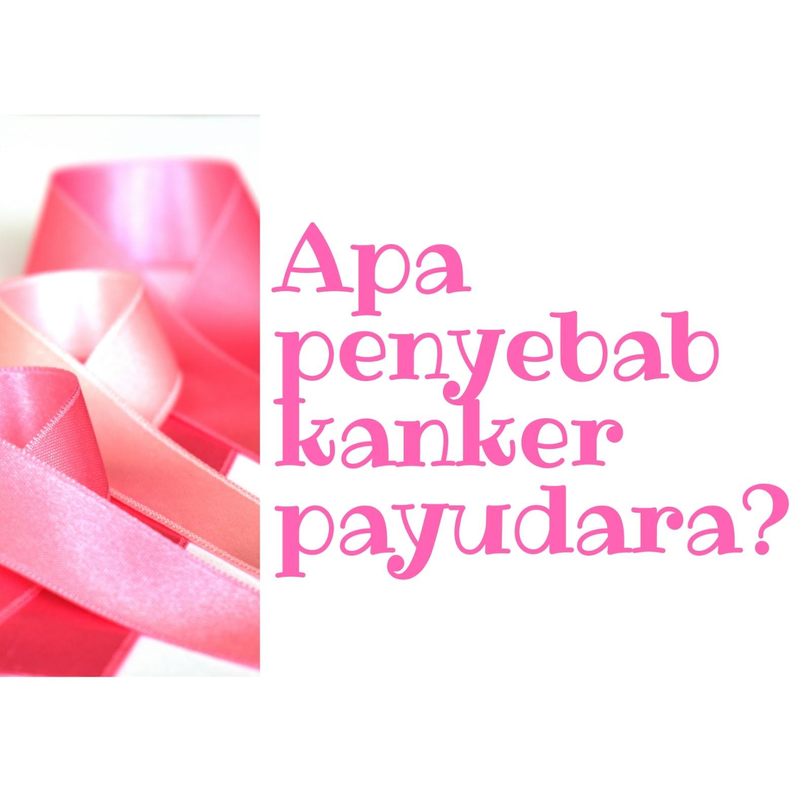 Apa Penyebab Kanker Payudara?