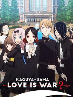 Kaguya-sama: Love is War 1080p