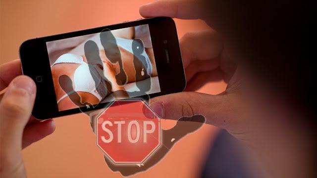 كيف أن مشاهدة الافلام الاباحية من الهاتف تؤدى الى تلف الهاتف او سرقة بياناتك الشخصية