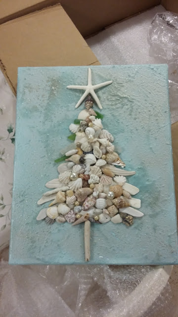 https://coastalbohemian.blogspot.com/2016/12/seashell-trees.html