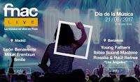 Fnac Live 2017, el Día de la música