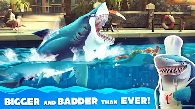 Hungry Shark World Mod v1.4.2 Apk Terbaru