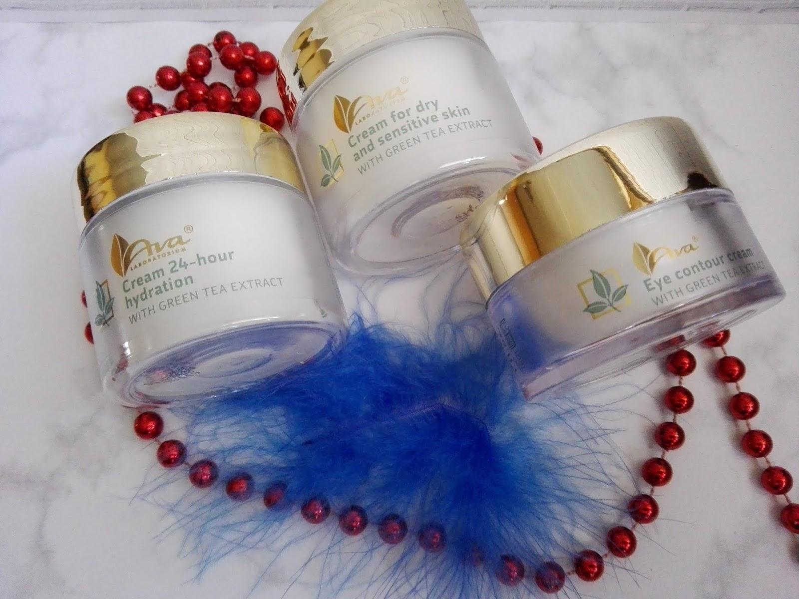 Kosmetyki Ava Zielona Herbata w nowej odsłonie
