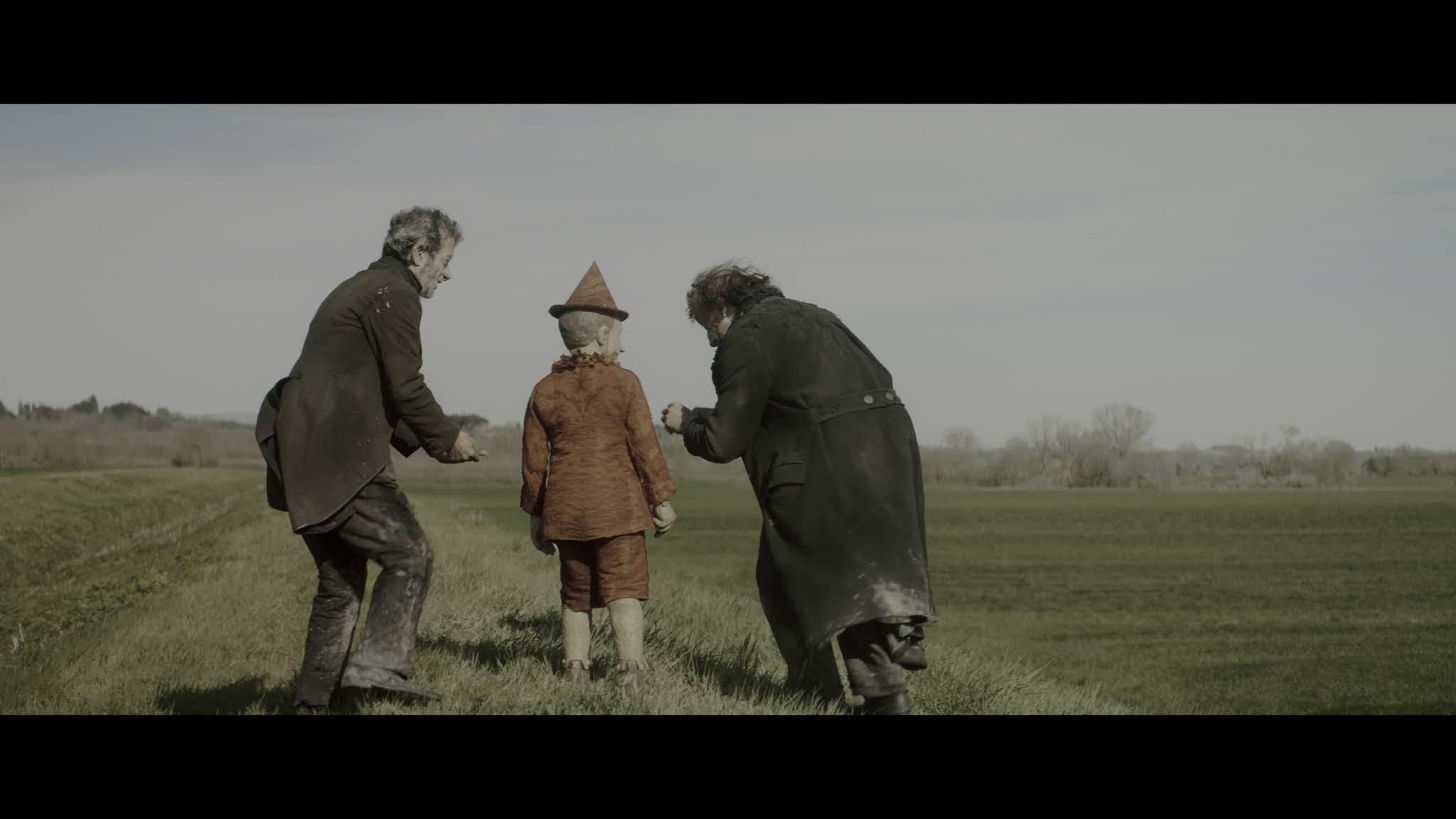 Pinocho (2019) 4K HDR Remux