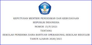juknis bos 2021