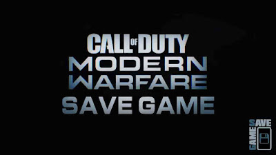 COD MW 2019 Save Game PC