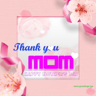 thank you mom mothers day image greetings