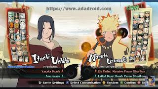 Naruto Senki Mod Storm 4 v6 by Beep Apk
