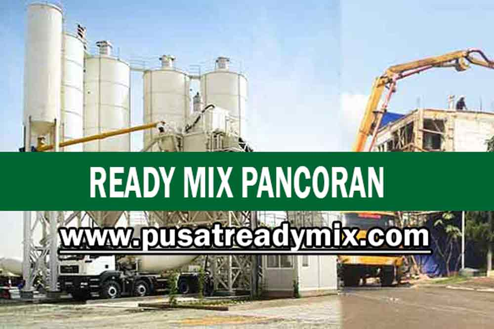 Harga Beton Cor Ready Mix Pancoran Per M3 Terbaru  2020