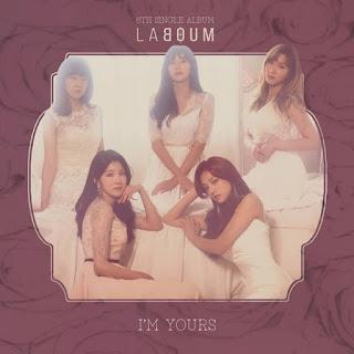 Laboum - I'M YOURS Albümü