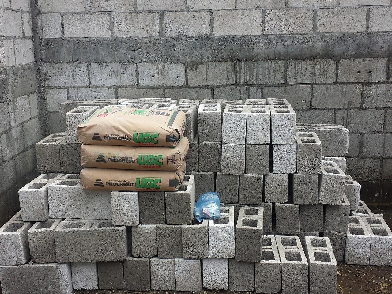Blocos de concreto na arquitetura: economia e bom gosto