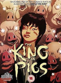 """""""The King of Pigs"""" de Yeon Sang-ho distribuida por Mediatres Estudio"""