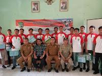Disnakerstrans Kabupaten Subang, Beri Pelatihan Pemuda Cimayasari