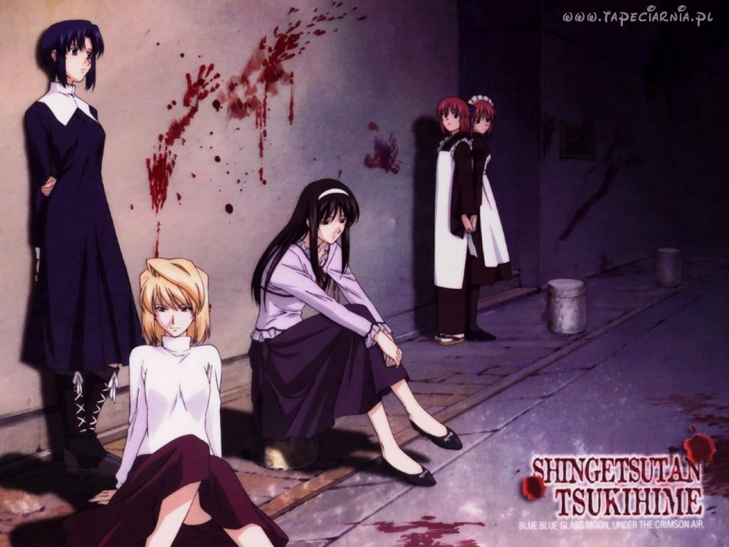 Lunar Legend Tsukihime Anime Completo Latino por Mega
