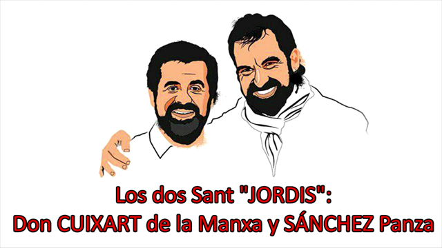 "Los ""Jordis"" (VIDEO)"