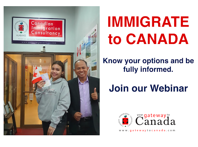 Immigrate to Canada Webinar | Study, Work and Live in Canada!