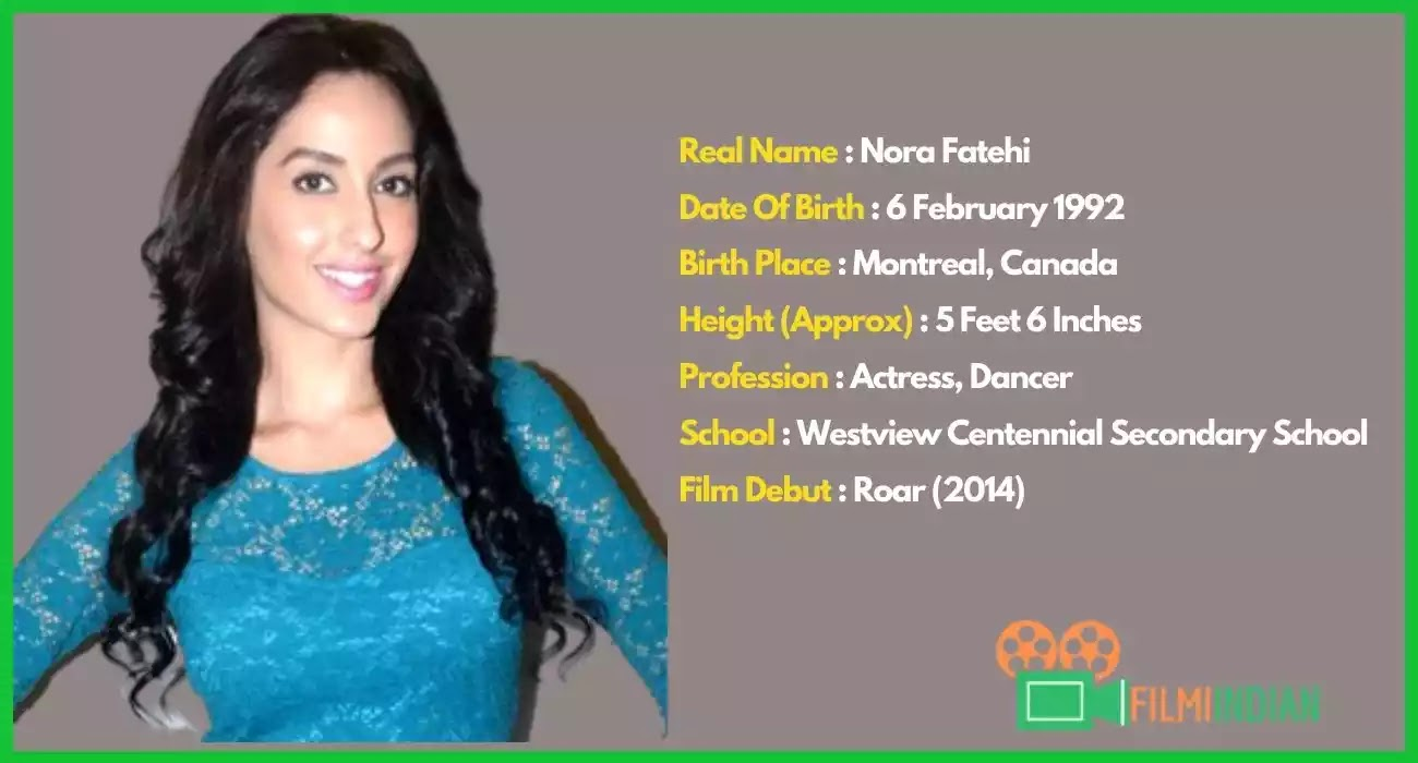 Nora Fatehi Height : Nora Fatehi : Best Biography (2020), Family, Life Story, Profile