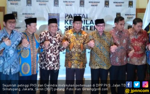 Yakin, Siapa pun Cawapres Prabowo, PKS Tetap Setia