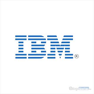 IBM Logo vector (.cdr)