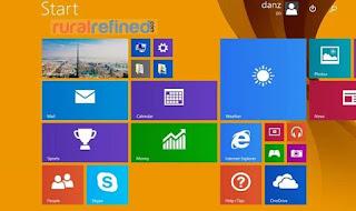 Cara Install Windows 8 dengan Flashdisk / DVD Lengkap