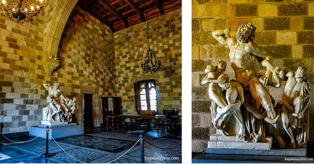 Palácio do Grão-Mestre da Ordem dos Cavaleiros de Rodes