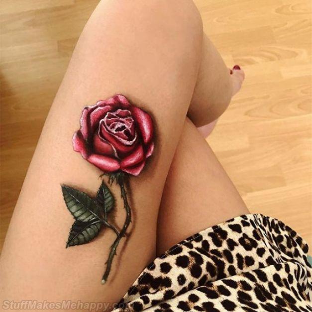 Human Body Art - Makeup Art by Mimi Choi