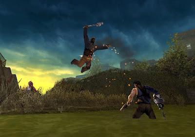 Evil Dead: Regeneration (PS2) 2005