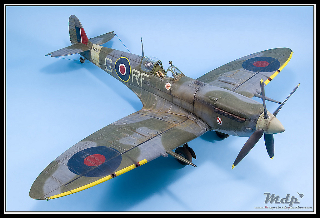 Diego Quijano Scaleworks: GUEST GALLERY: Spitfire MK.IXc 1 ...