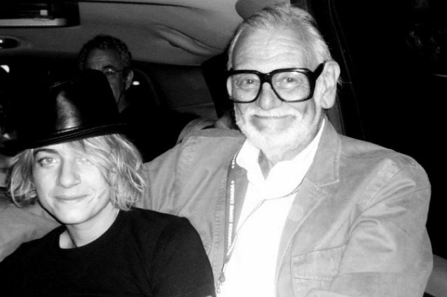 George e Tina Romero