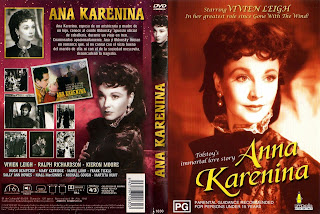 Carátula: Ana Karenina 1948 | Carátula 2
