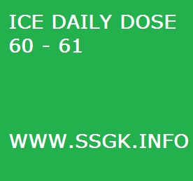 ICE DAILY DOSE 60 - 61