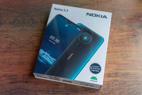 Review Nokia 5.3, smartphone dengan empat kamera