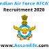 Indian Air Force AFCAT Recruitment 2020 | Apply Online