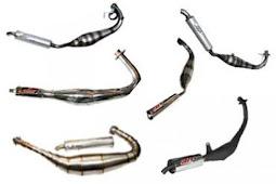 6 Pilihan Merek Knalpot Racing RX King Paling Bagus