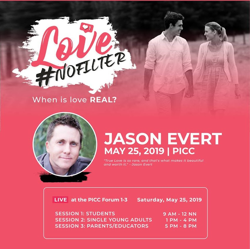 Love #NoFilter Conference with Jason Evert