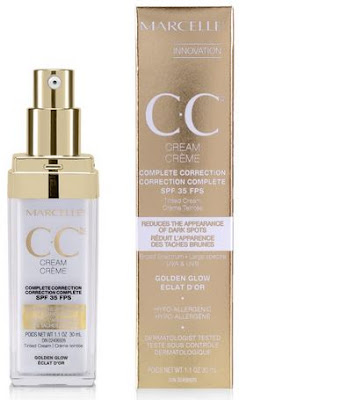 Crazy for CC - Marcelle CC Cream SPF 35 Complete Correction Golden Glow