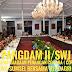 PANGDAM II/SRIWIJAYA HADIRI RAPAT KESIAPSIAGAAN PENANGANAN COVID-19 DI GRIYA AGUNG